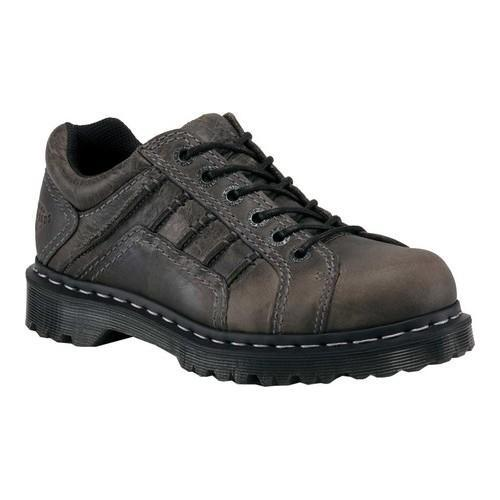 c27fa9e97a8d Shop Men s Dr. Martens Keith 6 Eye Padded Collar Shoe Black Greenland -  Free Shipping Today - Overstock - 19626550