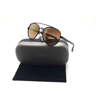 Harley-Davidson Hd 2038 Mens/Womens Aviator Full-rim Mirrored Lenses Sunglasses