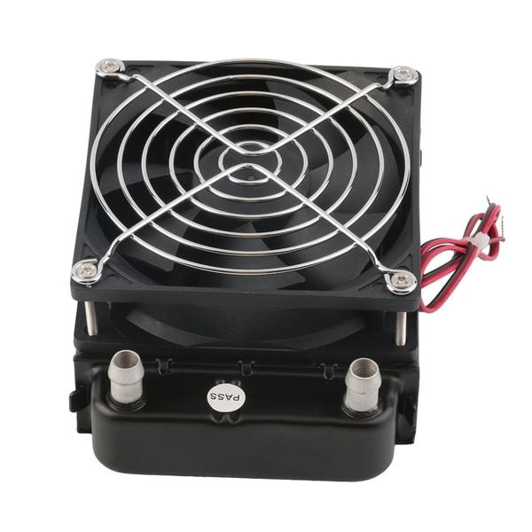 90mm Water Cooling Block Water Cooled Row Heat Exchanger for PC//Laptop Mount