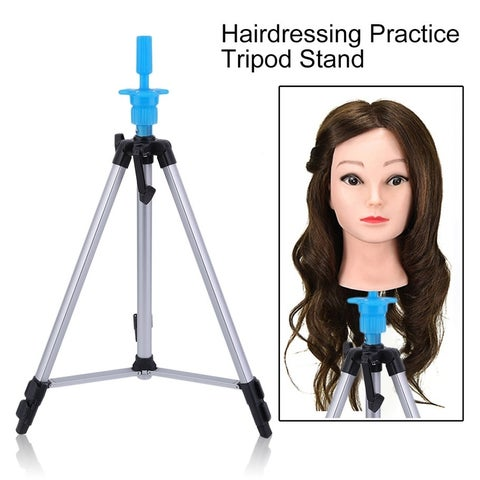 Cosmotology Tripod Stand for Mannequin Head