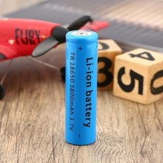 18650 Li-ion 3800mAh Capacity 3.7V Rechargeable Battery for Your Flashlight