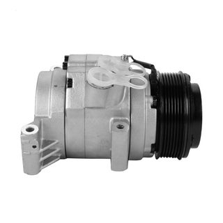 Air Conditioning AC Compressor 10835C Replace for Toyota for Tacoma 2005-2016 - silver & black