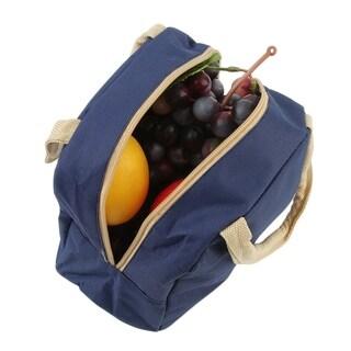 Portable Japanese Girl Bento Lunch Boxes Large Bag Insulation Storage Bag