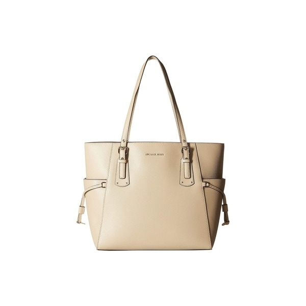 0908ce43370d Shop MICHAEL Michael Kors Voyager East West Tote Oat - On Sale ...