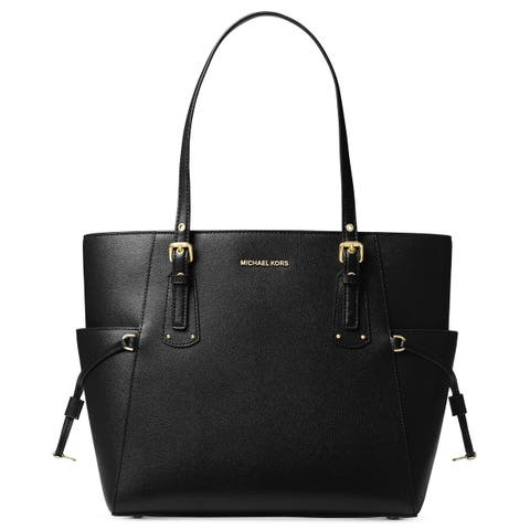 970baa1ab358 MICHAEL Michael Kors Voyager East West Tote Black