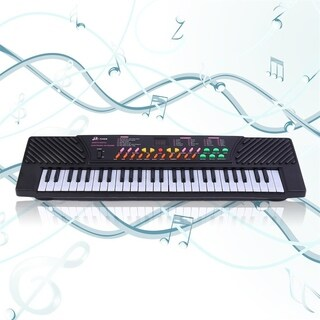 54 Key Children's Digital Keyboard Music Piano Electronic W/Mic for Children