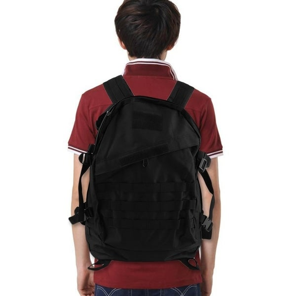 40L Outdoor Military Travel Sports Backpack Hiking Camping Rucksack