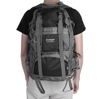 50L Outdoor Mountaineering Camping Backpack