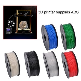 1.75MM 3D Printing Printer Filaments ABS 1KG Consumables Printing Accessories