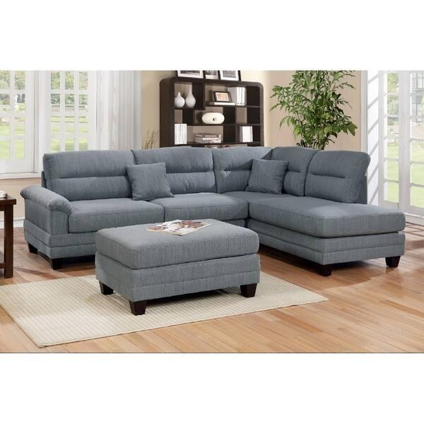 Stupendous Stanton 3 Piece Sectional Sofa Creativecarmelina Interior Chair Design Creativecarmelinacom