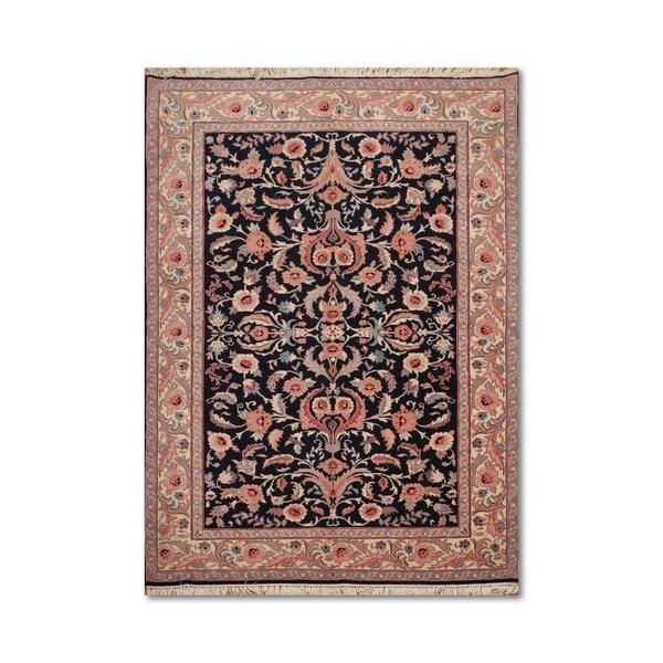 100 Wool Persian Area Rug: Shop Fine Tabriz Hand-Knotted 100% Wool Persian Oriental