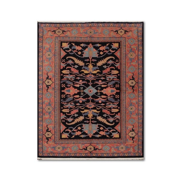 100 Wool Persian Area Rug: Shop Tabriz Hand-Knotted 100% Wool Persian Oriental Area