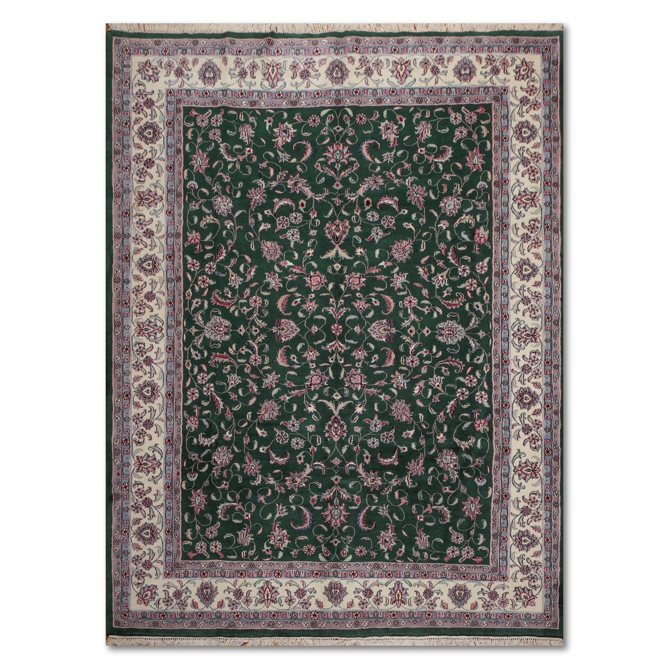 Persian Keshar Hand Knotted 100 Wool