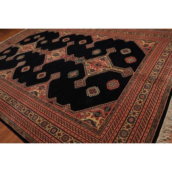 Hand Knotted 100 Wool Persian Oriental