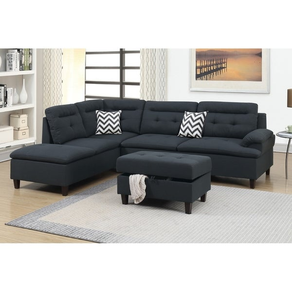 Lane 3 Piece Sectional Sofa