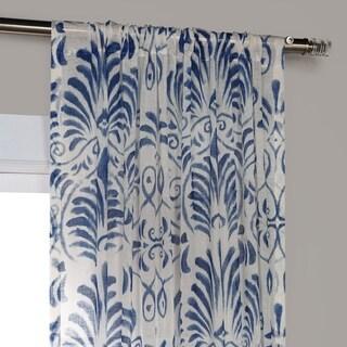 Exclusive Fabrics Xenia Printed Sheer Curtain