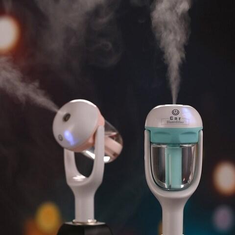 Portable Auto Mini Humidifier Air Purifier Diffuser Freshener For Car Travel
