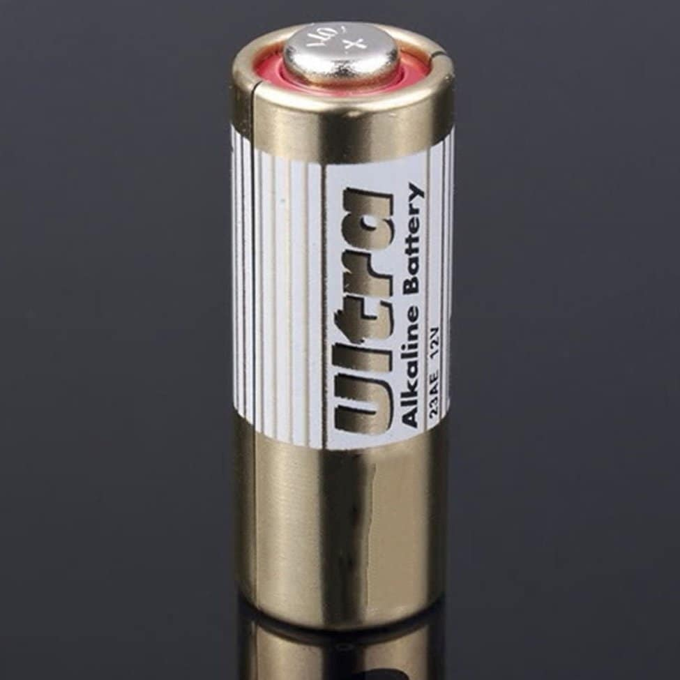 ouying1418 5pcs GP 23AE GP 23A MN21 A23 V23GA VR22 Alkaline Battery Batteries 12V 23A