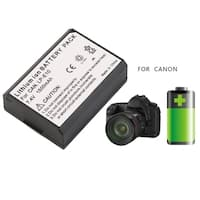 Replacement 7.4V 1500MAH Rechargeable Li-Ion Battery for CANON LP-E10