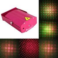 Mini Laser Stage Disco Party DJ Light