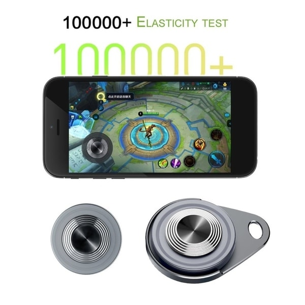 Suction Cup Touch Screen Stick Game Joystick Joypad For Cellphone Ipad Tablet ca