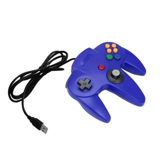 USB Wired Gamepad Computer PC Gaming Controller