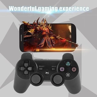 Sony PS3 Wireless Bluetooth Game Controller - black
