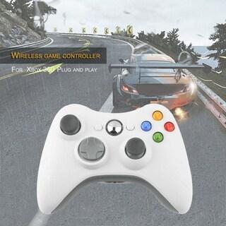 Microsoft Xbox 360 Wireless Controller - White