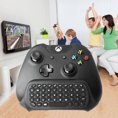 XBox One Mini Wireless 2.4GHz Keyboard Controller - Black