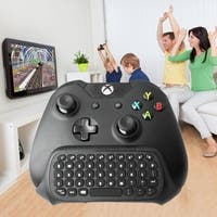 XBox One Mini Wireless 2.4GHz Keyboard Controller - Black