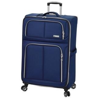 London Fog Northwood 32-inch Expandable 8-Wheel Spinner Suitcase