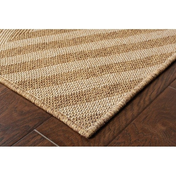 Outdoor Rug 7 X 10: Shop Rectangle Rug/ Karavia 7 Ft.10 In. X 10 Ft.10 In