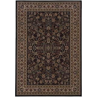 "Rectangle Rug/ Ariana 7 Ft.10 In. X 11 Ft./ Traditional/ Oriental - 7'10"" x 11'"