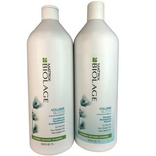 Matrix Biolage VolumeBloom 33.8-ounce Shampoo & Conditioner Duo