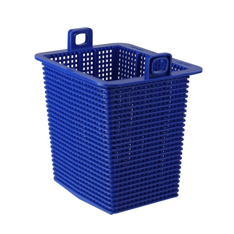 Blue Replacement Pump Basket Fits Super Pump