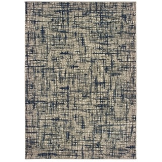 "Rectangle Rug/ Richmond 7 Ft.10 In. X 10 Ft.10 In./ Casual/ Abstract - 7'10"" x 10'10"""