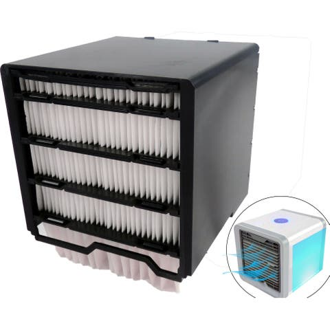 Personal Space Evaporative Air Conditioner Cooler - Replacement Air Filter - N/A
