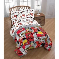 Disney/Pixar Incredibles Super Family 4 Piece Twin Bed Set