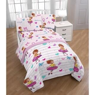 Shop Disney Fancy Nancy Fantastique 4 Piece Twin Bed Set