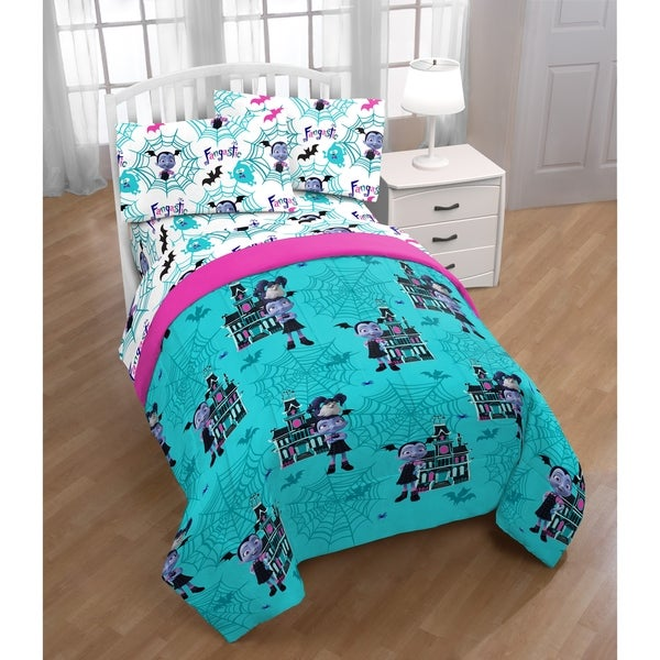 Shop Disney Vampirina 4 Piece Twin Bed Set - On Sale ...