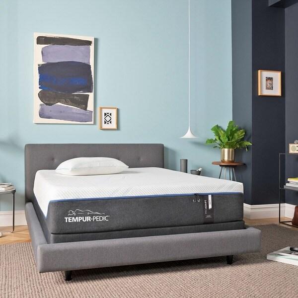 Shop TEMPUR ProAdapt 12 inch Soft Full size Mattress with Ergo