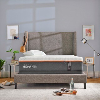 TEMPUR ProAdapt 12-inch Firm Twin XL-size Mattress with Ergo Adjustable Base Set
