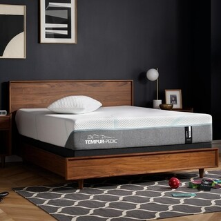 TEMPUR Adapt 11-inch Medium Queen-size Mattress with Ergo Adjustable Base Set