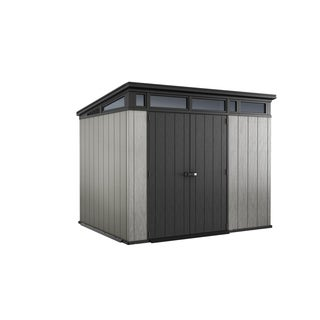 Keter DUOTECH Artisan 9 ft. x 7 ft. Outdoor Storage Shed