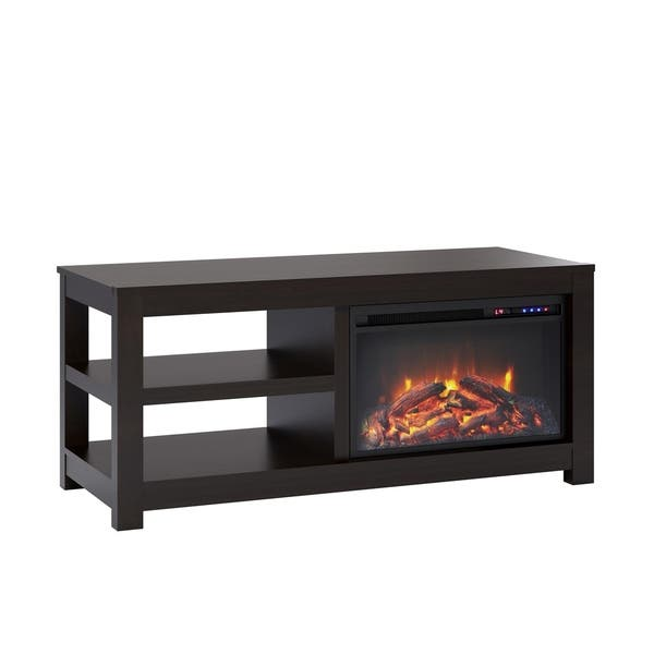 Shop Avenue Greene Jack Electric Fireplace Tv Stand For Tvs