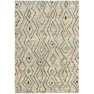 """Rectangle Rug/ Nomad 7 Ft.10 In. X 10 Ft.10 In./ Contemporary/ Abstract - 7'10"""" x 10'10"""""""