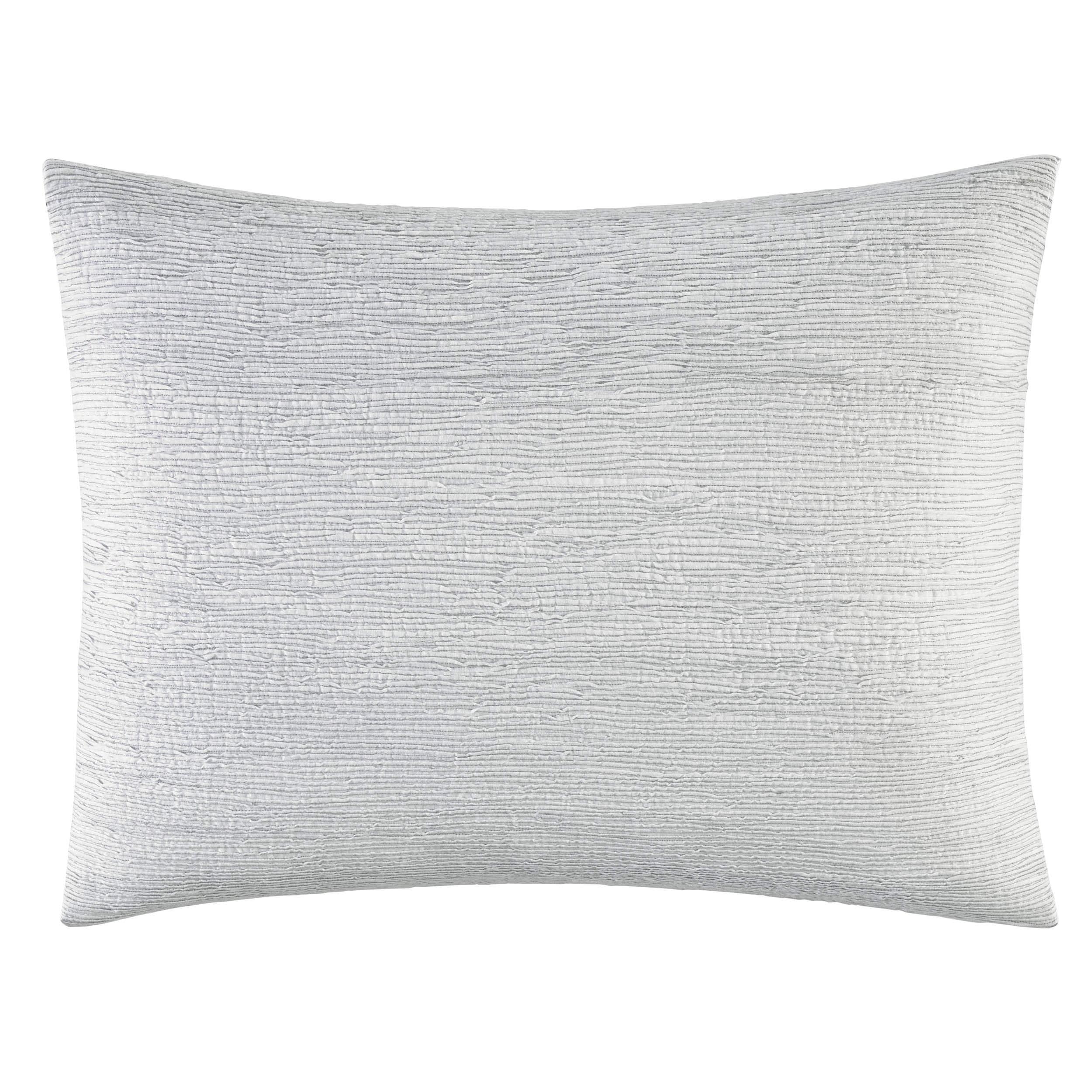 Vera Wang Dergade Woven Horizontal Texture Throw Pillow Overstock 23122377
