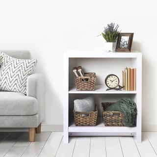 Seville Classics Nesting Woven Shelf Storage Basket Assortment (3-Piece Set)