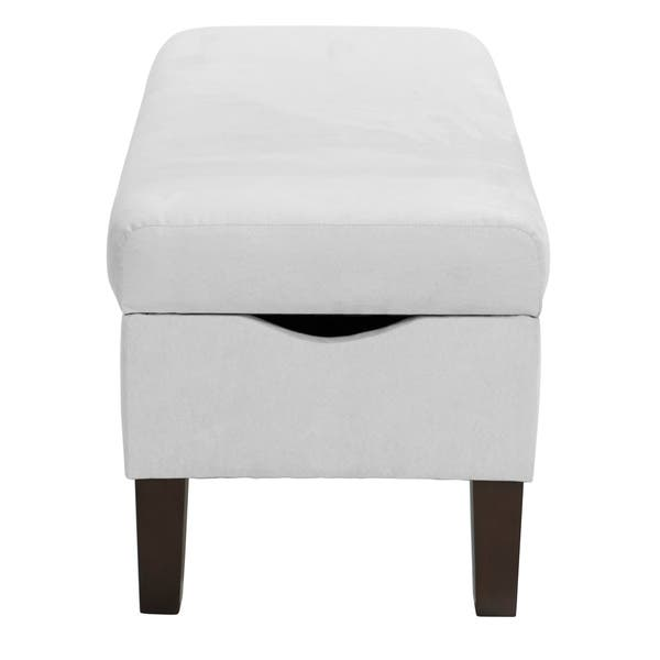 Enjoyable Shop Skyline Furniture Storage Bench In Premier N A Free Unemploymentrelief Wooden Chair Designs For Living Room Unemploymentrelieforg