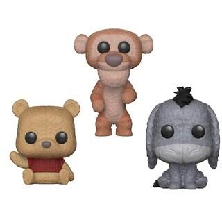 Funko POP! Disney Christopher Robin Movie Collectors Set - Pooh, Tigger, Eeyore
